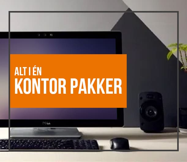 Pc pakker Plug and play