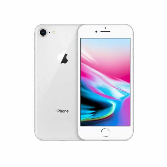 Brugt iPhone 8 - Silver